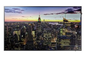 75″ Samsung Touch Ultra HD 4K LED Display Rental