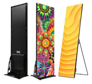 1.9mm Innovate LED Poster Rental