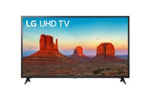 60″ LG 4K HDR Smart LED UHD Display Rental
